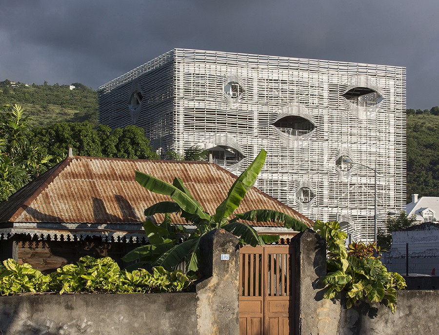 MARIN TROTTIN (MÉDIATHÈQUE DE SAINT-PAUL, La Réunion)