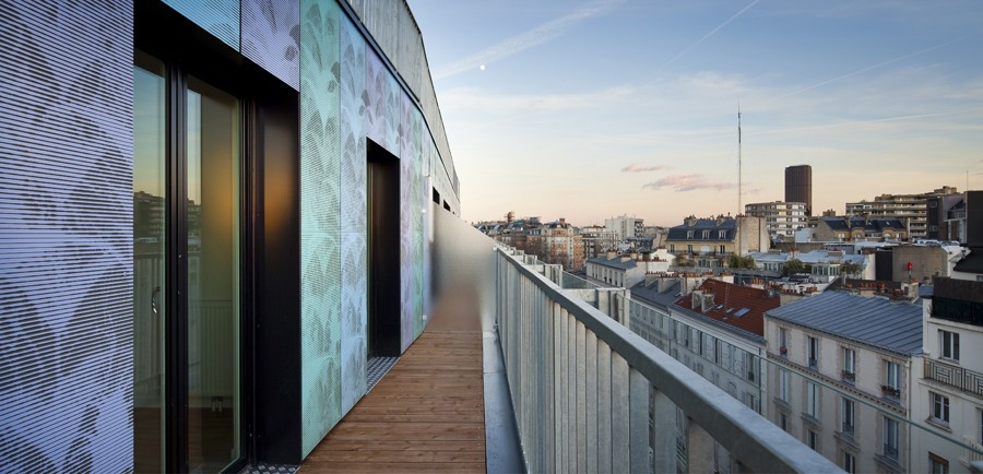 MARIN TROTTIN (54 LOGEMENTS RUE FREMICOURT, Paris)