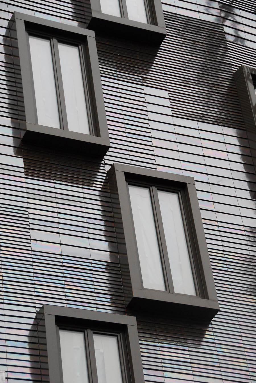 MARIN TROTTN (GRENELLE, Immeuble de 35 logements)