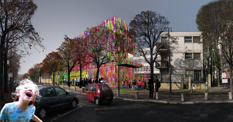 MARIN TROTTIN (GROUPE SCOLAIRE LAMORCIERE, Paris)