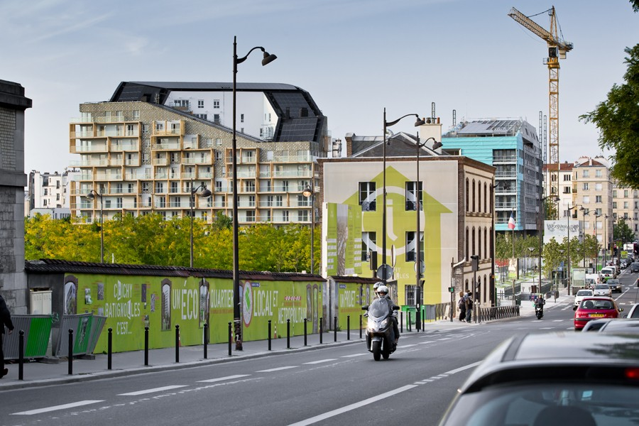 MARIN TROTTIN(117 LOGEMENTS ZAC CARDINET CHALABRE, Paris)