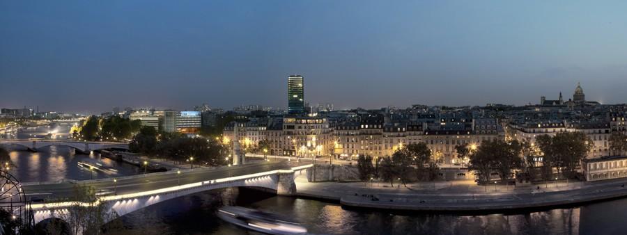 MARIN TROTTIN (BATIMENT PARIS PARC, Paris)