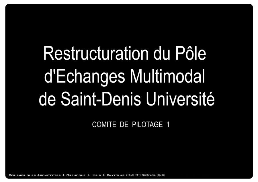 Saint-Denis Université
