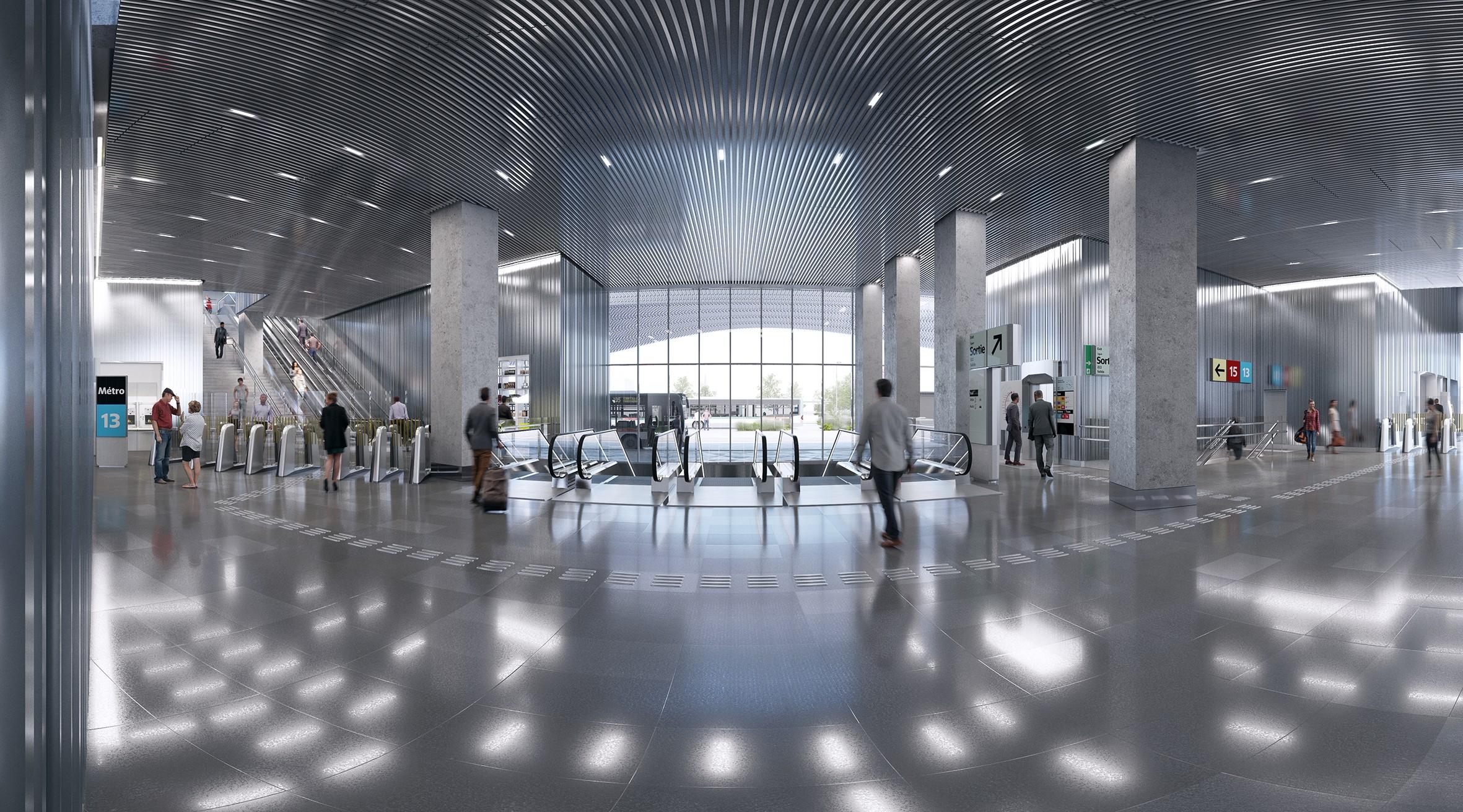 Périphériques Marin+Trottin + Jumeau / Gare de Châtillon Montrouge