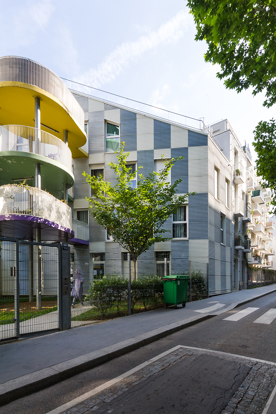 "MARIN TROTTIN (""AUTREMENT RUE REBIERE"", Paris)"