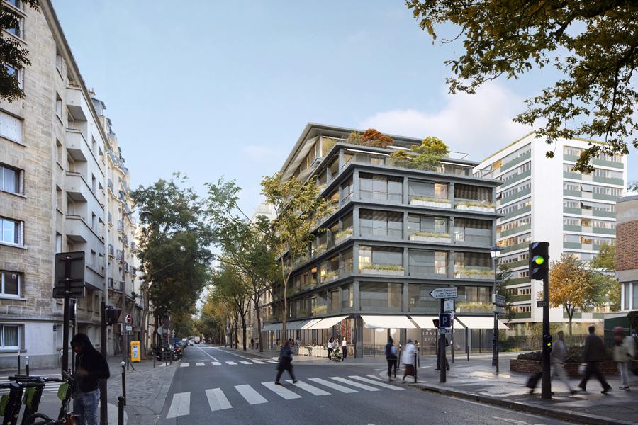 MARIN TROTTIN (TOLBIAC-MOULINET, Paris)